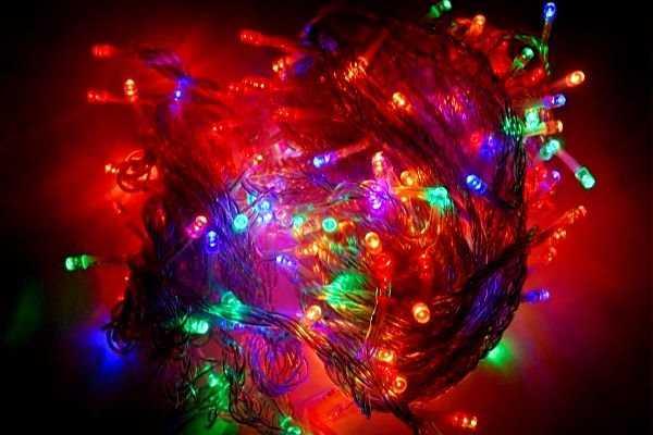 LEDS de color