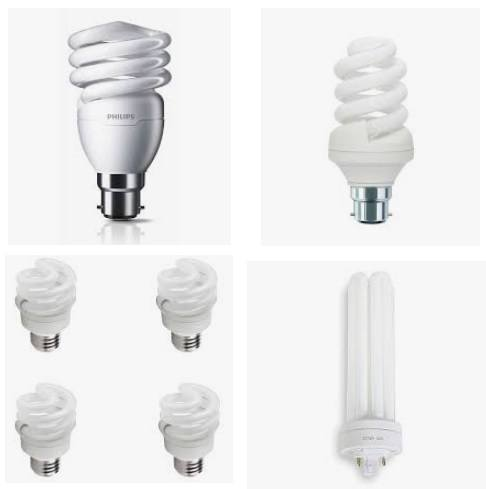 leds vs cfl vs oled