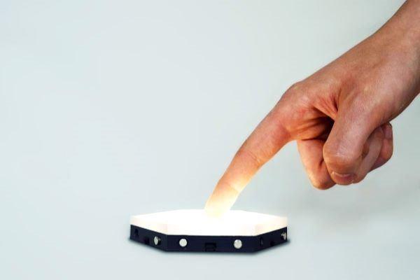 LEDS TACTILES MODULARES
